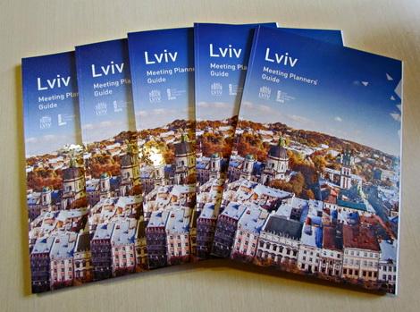 У Львові вийшло оновлене видання Путівника ділової гостинності англійською мовою