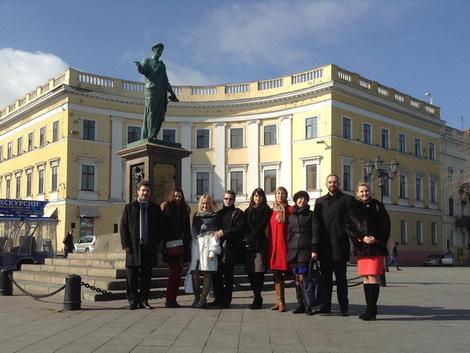 В Одессе будет создано конгресс-бюро